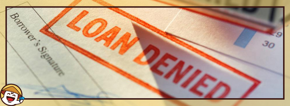 Six Reasons Why Your Personal Loan Can Be Rejected